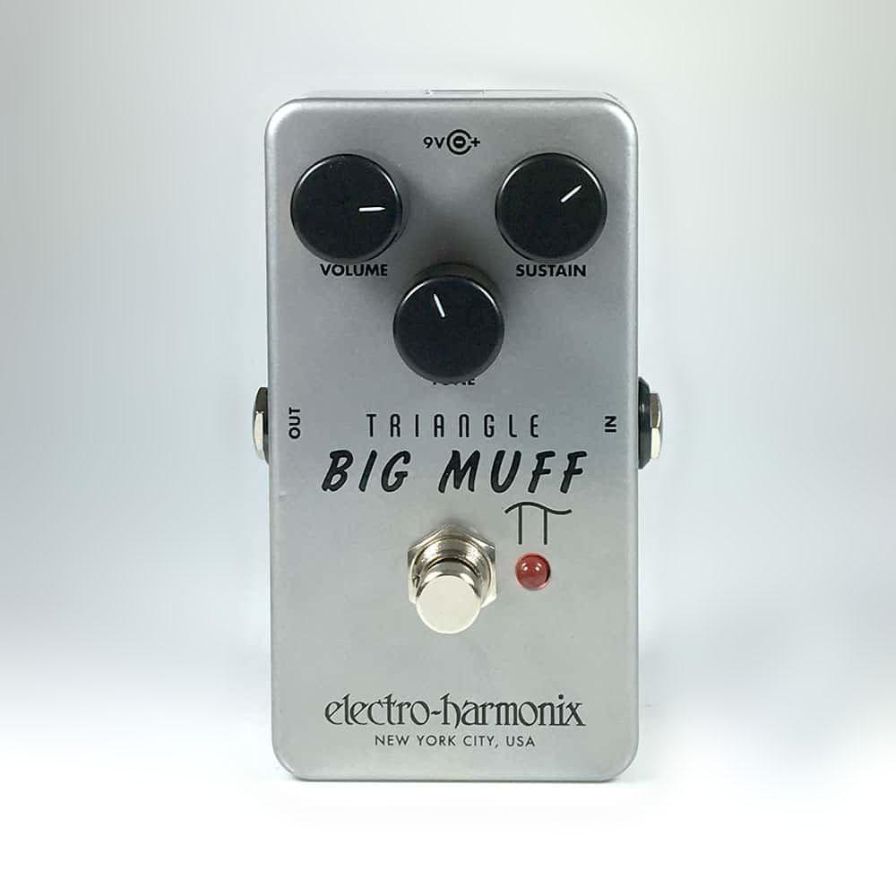 Pedal Big Muff Triangle - EHX